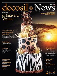 #decosil News primavera & estate 2013 - la raccolta delle nuove proposte per il 2013 degli #stampiinsilicone alimentare professionali 3D per #cioccolato, #zucchero e #gelato.