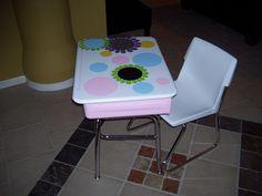 This desk might make school even more fun!