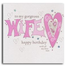 Funny Happy Birthday Quotes For Wife