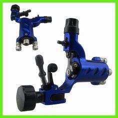 Blue Dragonfly Rotary Tattoo Machine Shader Liner New Design clip cord  Tatoo Motor Gun Kits for Artists maquinas de tatuajes a41e53600970