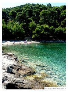 blog-voyage-famille-croatie-en-famille-saplunara Dubrovnik, Croatia National Park, Ex Yougoslavie, Destinations, Blog Voyage, Parcs, Travel With Kids, Mljet, National Parks