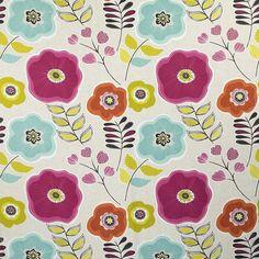 Warwick Fabrics : HAWAII, Colour SUMMER