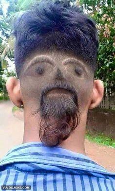 Joke on #Hair