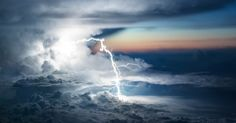 Incredible Photo Captures Lightning Ripping Through Clouds https://www.wired.com/2017/03/santiago-borja-lightning/?utm_campaign=crowdfire&utm_content=crowdfire&utm_medium=social&utm_source=pinterest