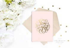 A personal favorite from my Etsy shop https://www.etsy.com/listing/263307902/you-me-valentines-card