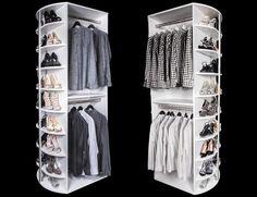 Best Of Revolving Closet organizer