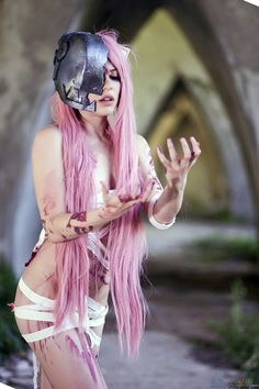 Lucy - Elfen Lied CosPlay Spooky Good on this one. - COSPLAY IS BAEEE! Tap the pin now to grab yourself some BAE Cosplay leggings and shirts! From super hero fitness leggings, super hero fitness shirts, and so much more that wil make you say YASSS! Cosplay Anime, Epic Cosplay, Cute Cosplay, Amazing Cosplay, Cosplay Outfits, Halloween Cosplay, Cosplay Girls, Group Cosplay, Vocaloid Cosplay