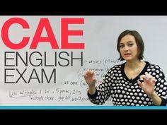 CAE Cambridge English Exam – All You Need to Know · engVid