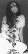 Sri Anandamayi Ma as a Girl