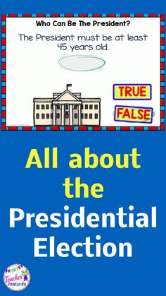 This Google Slides distance learning resource makes the 2020 Presidential Election process easily understood by elementary aged children. Use as an assessment add-on to check reading comprehension. Students learn about the U.S. presidential election process and election vocabulary. For 2nd, 3rd & 4th grade. #DistanceLearningTpT #TeacherFeatures #PresidentialElectionforkids #GoogleClassroom #presidentialelectionactivities #googleclassroomelementary #googleclassroomelementarysocialstudies