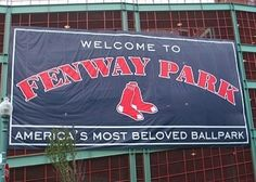 Fenway Park - A Boston Can't Miss