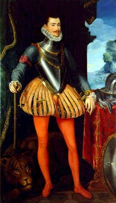 Don Juan of Austria, by Alonso Sánchez Coello (1532–1588)