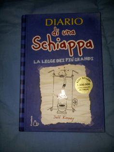 Diario di una schiappa 1.200.000 copie vendute in Italia un  vero comico