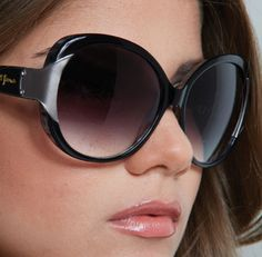 Exquisite design with a touch of Miami color from Luli Fama eyewear