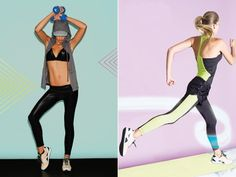 Koral Activewear's Fashionable Workout Clothes | Los Angeles - DailyCandy