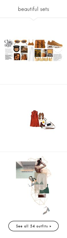 """beautiful sets"" by asmin ❤ liked on Polyvore featuring NIKE, Chloé, Yohji Yamamoto, Marni, Maison Margiela, RVCA, Gucci, Retrò, ASOS and Illesteva"
