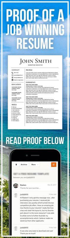Teacher Resume Template - Resume for Teacher - Cover Letter for - teacher resume template microsoft word