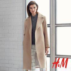 #aw #2016 #hm #coat