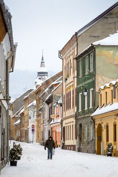 National Geographic Your Shot Brasov Romania, Romania Travel, Mountain Resort, Modern City, Most Visited, National Geographic Photos, Eastern Europe, Old Town, Scenery