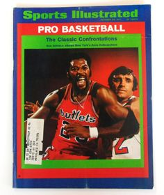 1971 Sports Illustrated Pro Basketball Issue The by BLiPPEE, $5.99