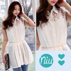 Bluson blanco, encuentra esto y mucho más en: www.niuenlinea.co