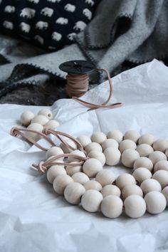 DIY : Les perles dans la déco !
