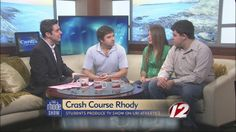 Student- produced URI sports show to debut this week