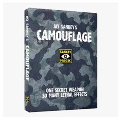 >> Click to Buy << Free shipping! Camouflage (DVD & Gimmicks) - Card Magic Tricks,Party Magic,Stage,Close up,Accessories,Mentalism,Comedy #Affiliate