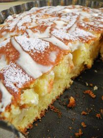 Polish Desserts, Polish Recipes, Baking Recipes, Cake Recipes, Dessert Recipes, My Favorite Food, Favorite Recipes, Sweets Cake, Dessert Drinks