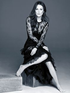 Julianne Moore - 3 #photoshoot