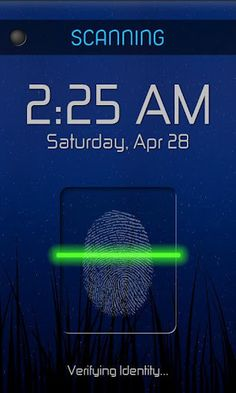 Fingerprint Lock 1.5