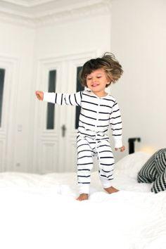 striped jammies
