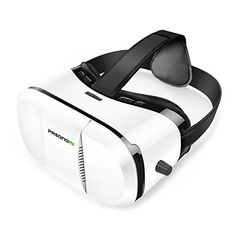 Pasonomi VR - Virtual Reality Headset VR Glasses for inch Smartphones iPhone 6 6 Plus, Samsung Galaxy edge, Note 5 4 3 Smartphone Iphone, Iphone 6, Best Smartphone, Best Cell Phone, Best Iphone, Virtual Reality Goggles, Virtual Reality Headset, Vr Headset, Iphone 7 Plus