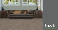 At Traviata Flooring, One of South Africa's largest importers and wholesalers of wood and vinyl flooring products and systems. Laminate Flooring, Vinyl Flooring, The Strokes, Sofa, Couch, Floor Design, Wood Grain, Grains, Inspire
