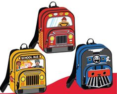 DollarDays.com: Vehicle Design Backpacks