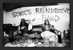 DETROIT PUNK UNDERGROUND - Sue Rynski Scott Asheton & Scott Morgan, Sonic's Rendezvous Band, 1977