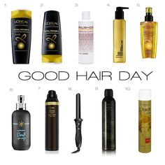 Elements of Style - Erin Gates' Favorite Hair Products for a Good Hair Day Beauty Advice, Health And Beauty Tips, Beauty Secrets, Beauty Hacks, Wavy Haircuts, Curled Hairstyles, Pretty Hairstyles, Hair Hacks, Hair Tips