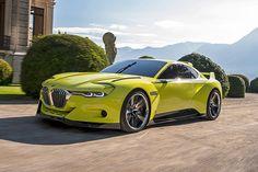 BMW 3.0 CSL Hommage Car: Erste Fahrt - Bilder - autobild.de