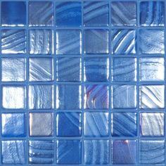 Elida Ceramica Grape Glass Mosaic Square Indoor/Outdoor Wall Tile (Common: 12-in x 12-in; Actual: 12.5-in x 12.5-in)