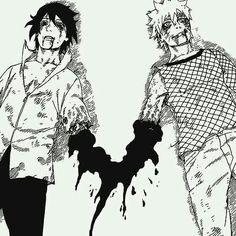 Lo Acepto esta bez perdi Yo #Naruto_Sasuke #Batalla_Final #Manga_699
