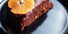 Healthy Chocolate And Orange Cake Recipe