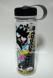 Sanrio Bad Badtz Maru XO Travel Water Bottle 450ml NEW