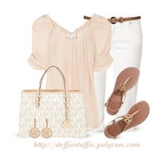 Casual Chic in Blush