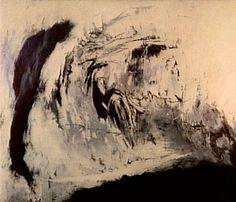 Sem Título 1960   Tomie Ohtake óleo sobre tela, c.i.e. 106.00 x 125.00 cm