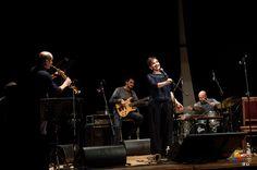 La Musica Insieme Tour 2015. Stefano Di Battista, Nicky Nicolai, Erri De Luca.