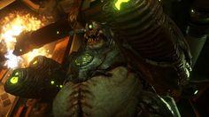 Doom'un Multiplayer Kapalı Alfa'sından Oynanış Videosu