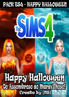 Nathys Sims: Happy Halloween - Pack