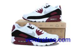 d45bdd000d14 Vendre Pas Cher Homme Chaussures Nike Air Max 90 (couleur blanc