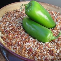"""Ryan's Reverse Popper Dip I """"This is so flavorful! It is rich and creamy and slightly spicy. Absolutely decadent, but actually rather figure friendly."""""""