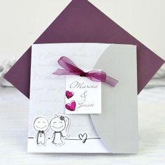 INVITACION DE BODA CREATIVE INFANTIL